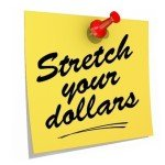 Stretch Your Dollars: Don't Overuse Your Products!
