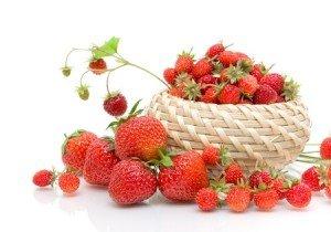 Strawberry Skin Benefits
